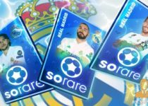 Football Club Real Madrid Joins Sorares NFT Roster 350x209 2