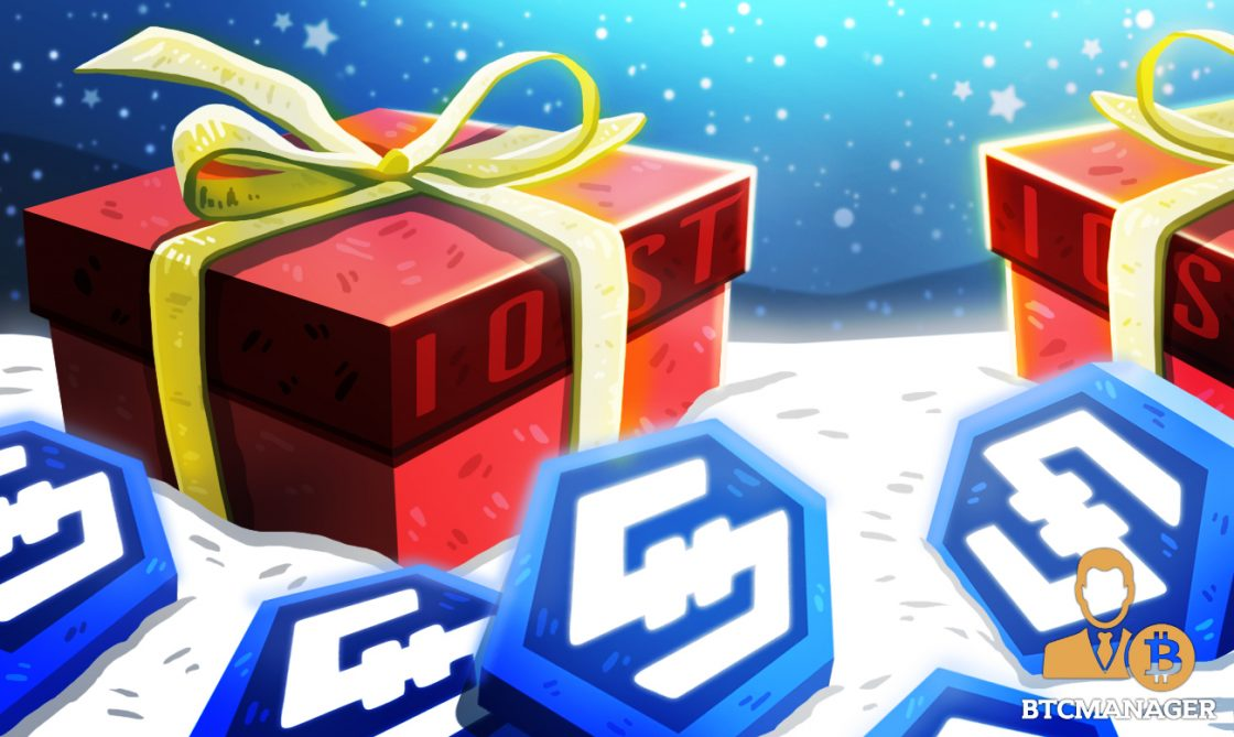 IOST Christmas Special