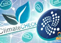 IOTA and ClimateCHECK launch new DigitalMRV solution and strategic partnership 350x209 2