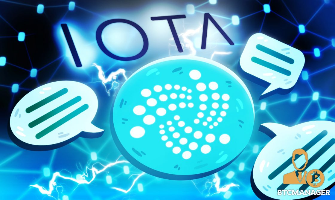 IOTA to Power a WeChat-Inspired Messaging Application for Businesse