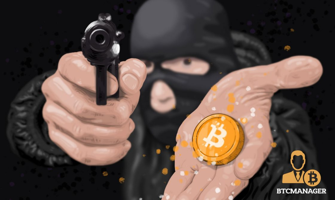Real-World Crimes Involving Bitcoin and Ethereum Are on the Rise