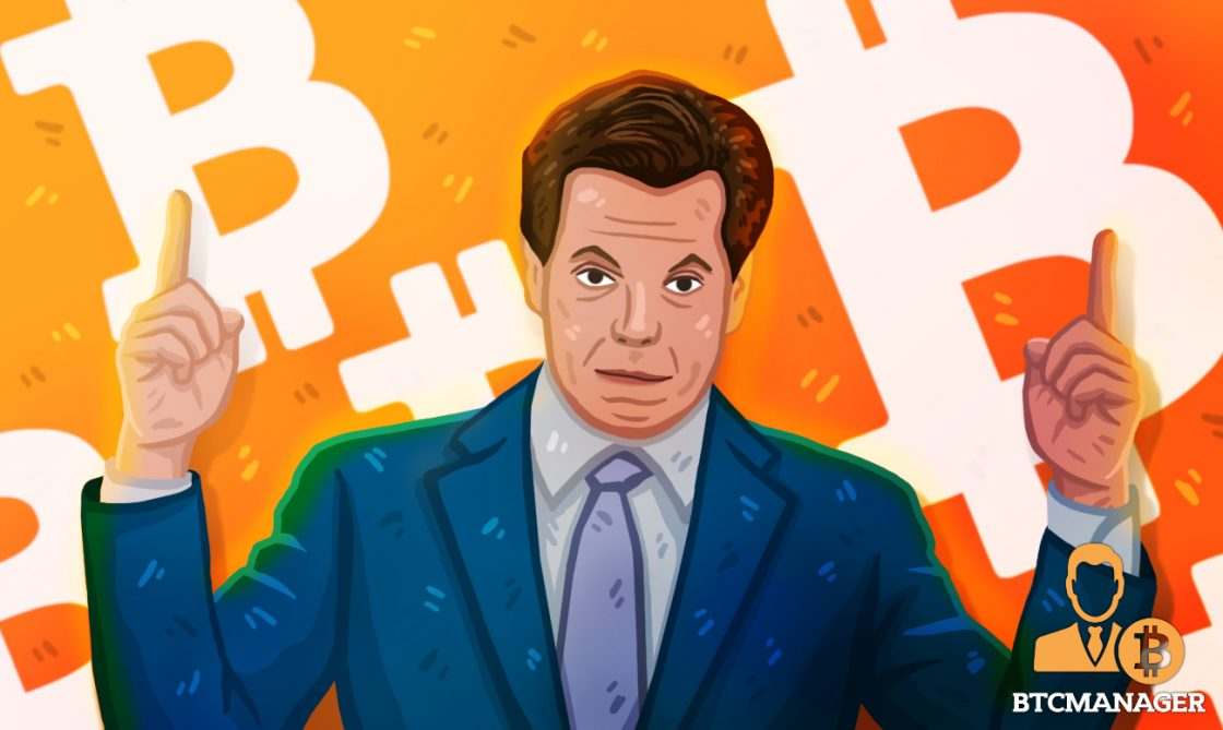 SEC Filing Shows Anthony Scaramucci Plans to Start a Bitcoin Investment Fund