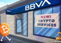 Spains Second Largest Bank Will Soon Launch Crypto Services 350x209 2