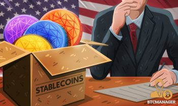 US regulator looking at a box full of stablecoins
