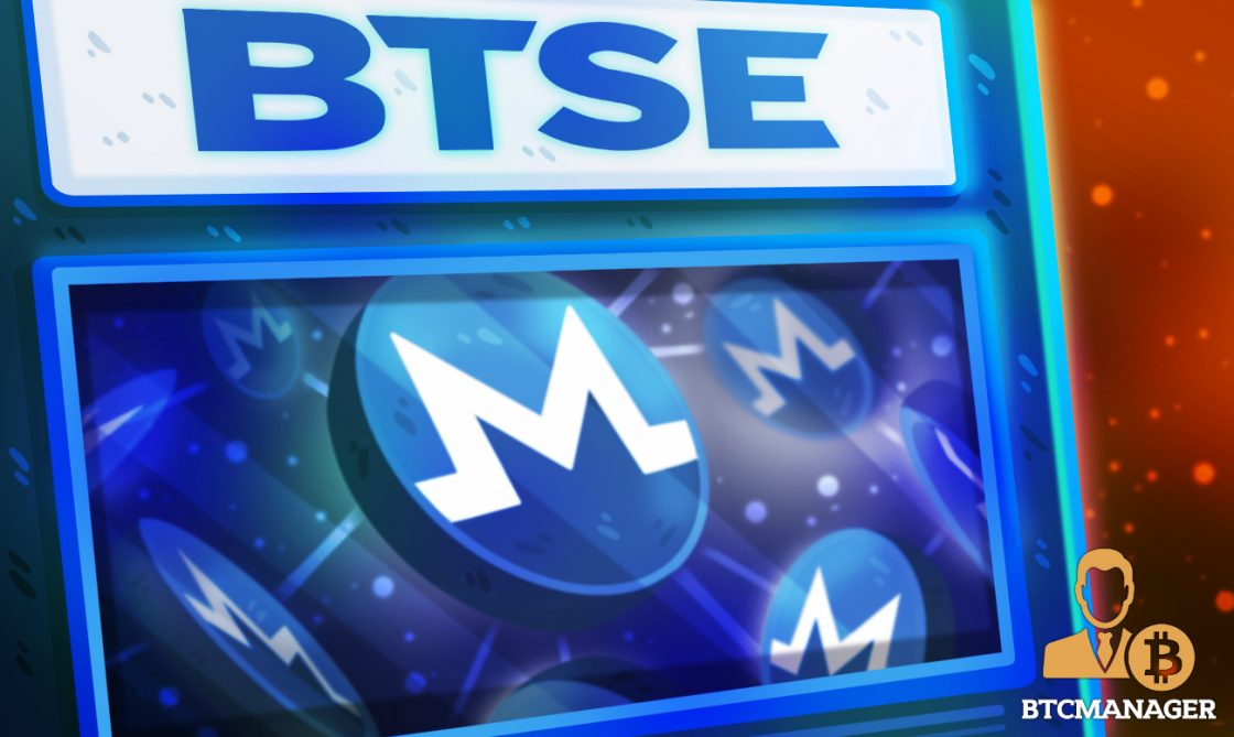 BTSE Launches Wrapped Monero on the Ethereum Network