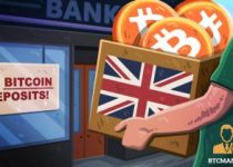 Bitcoin holders barred from depositing profits in UK banks 350x209 2