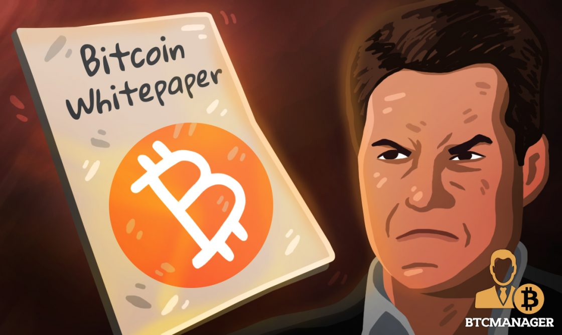 Bitcoin.org Dismisses Craig Wright's Lawsuit Threat for Hosting Bitcoin Whitepaper