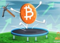 Bitcoins hashrate bounces back from post halving dip 350x209 2