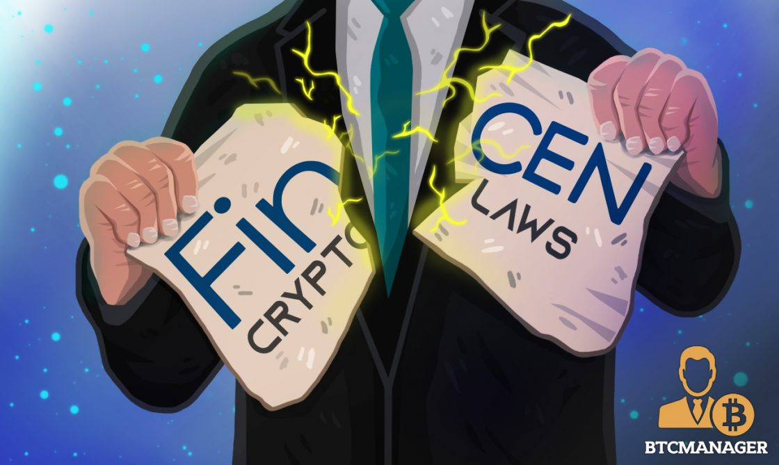 a lawmaker tears apart finCEN crypto laws draft