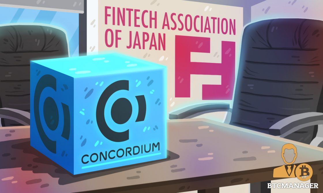 Concordium Becomes First Blockchain Member of FinTech Association of Japan