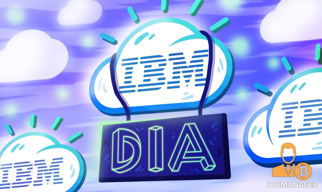 DIA Migrates to IBM Cloud for Secure Decentralized Financial Data Protection