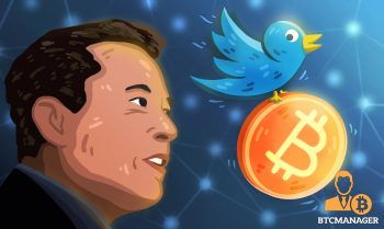 Elon Musk changes his Twitter bio to Bitcoin