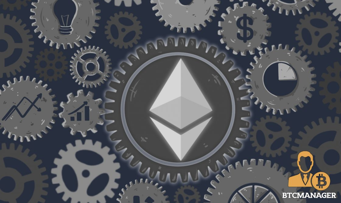 Ethereum in a machine of cogs Dapp and bank-threatening ideas