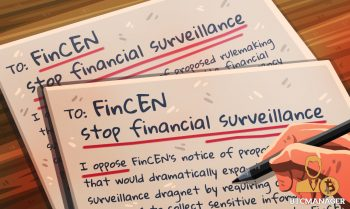 Everyone in the cryptocurrency ecosystem should file a comment with FinCEN