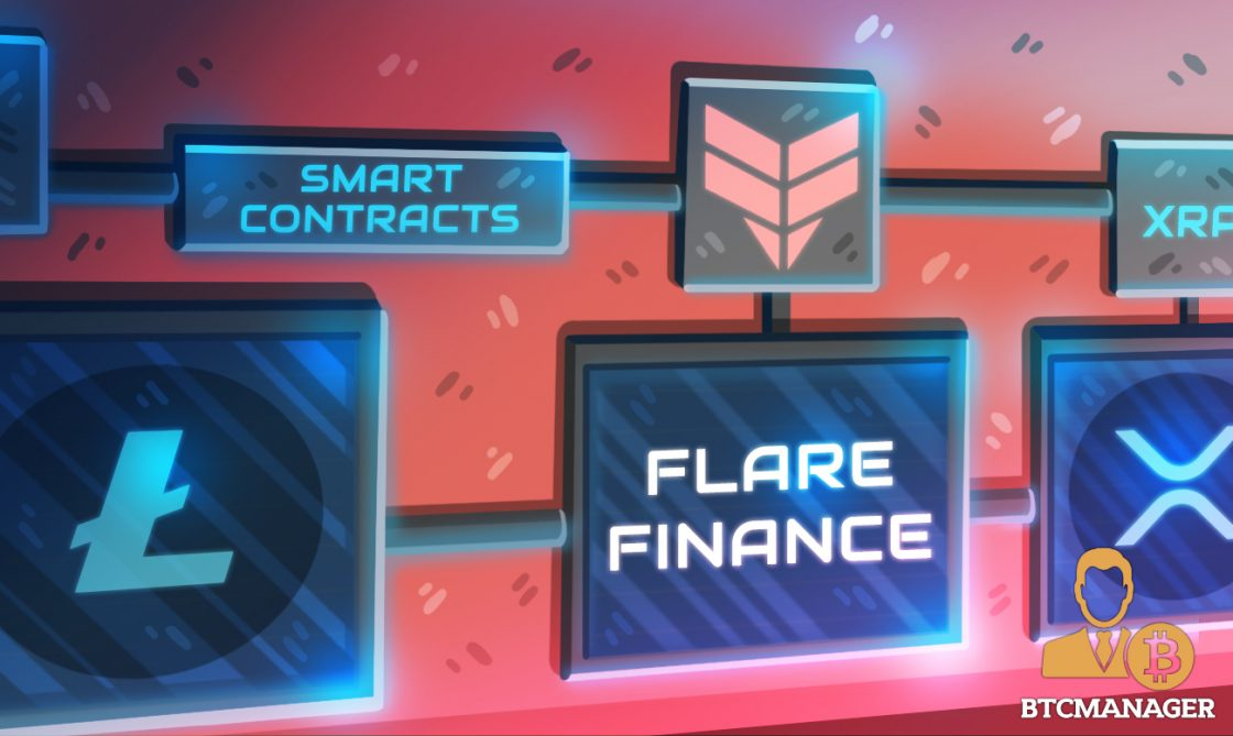 Flare Finance Redefining DeFi Ecosystem with Smart Contracts for XRP and LTC
