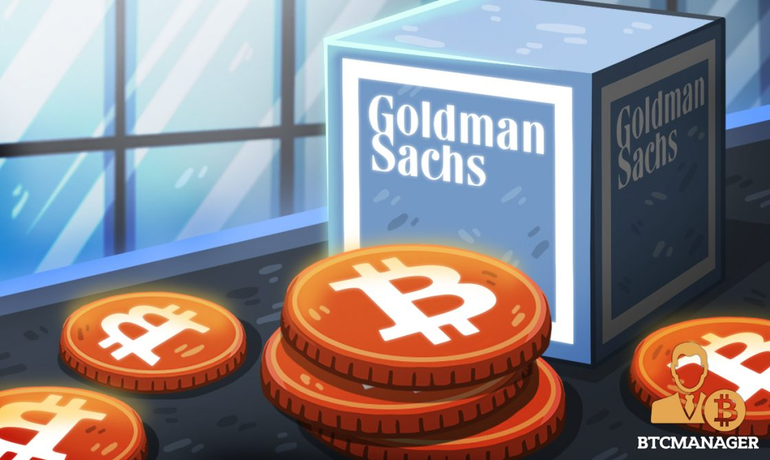 Goldman Sachs Exec Says More Institutional Investment Would Calm Bitcoin