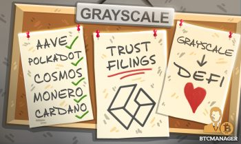 Grayscale prepares for DeFi future with new cryptocurrency trust filings