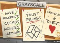 Grayscale prepares for DeFi future with new cryptocurrency trust filings 350x209 2
