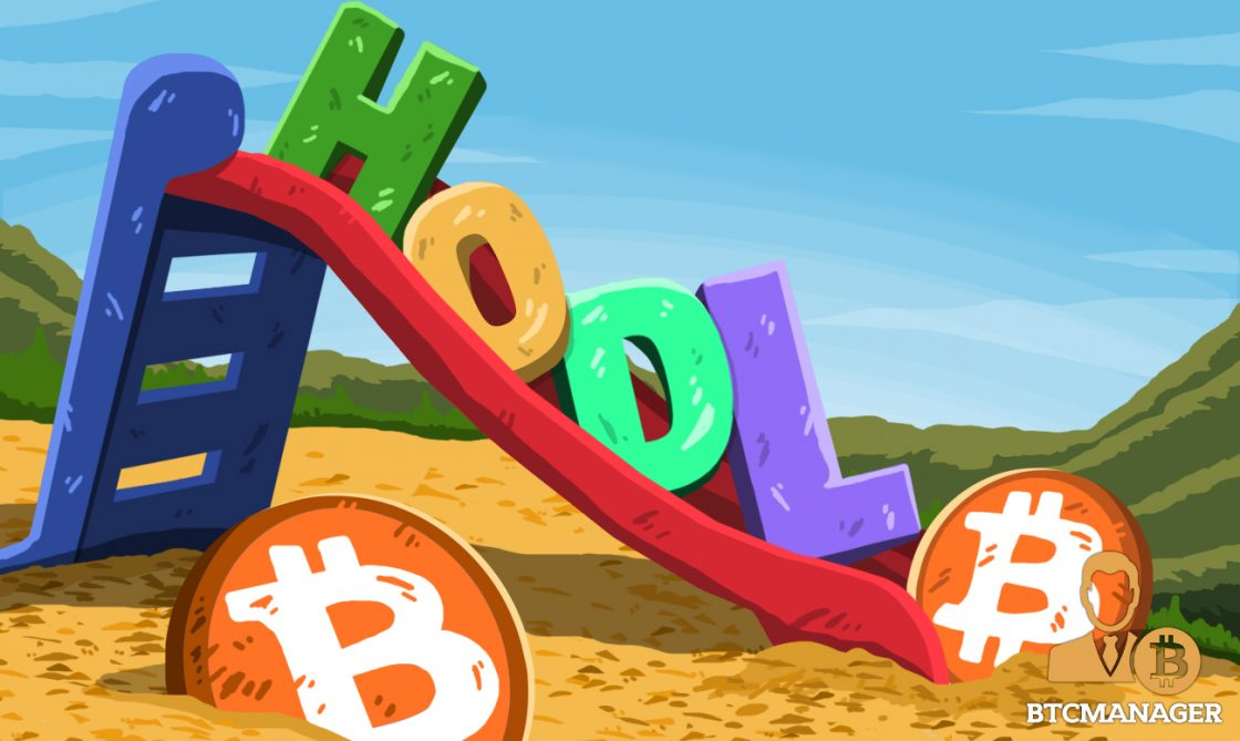 """Much Slippage: """"HODL"""" Drops in Google Trends' Score as Crypto Slump Continues"""