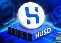 IOST Blockchain Will Support Stablecoin HUSD to Boom DeFi Ecosystem 350x209 2
