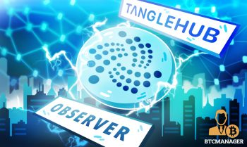 IOTA Foundation signs strategic agreement with South Korean OBSR Foundation and Tanglehub 350x209 2