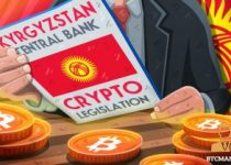 Kyrgyzstan drafts legislation to recognize and oversee crypto amid surging local demand 350x209 2