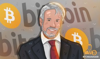 Michael Saylor Will Push a BTC Agenda