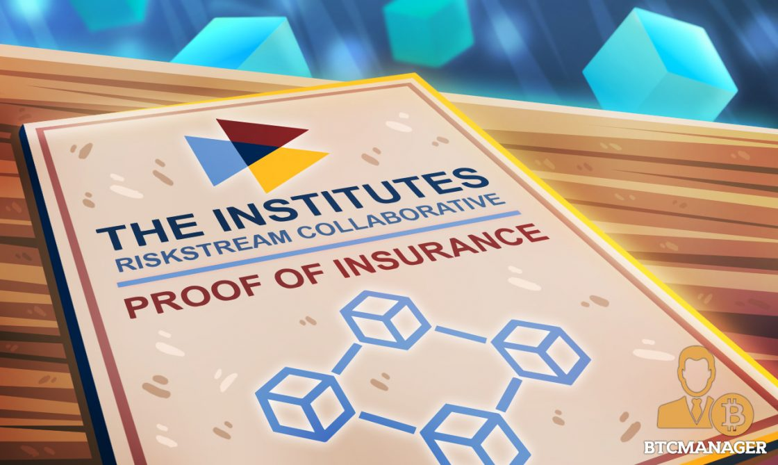 RiskStream, Liberty Mutual, Nationwide working on blockchain proof of insurance