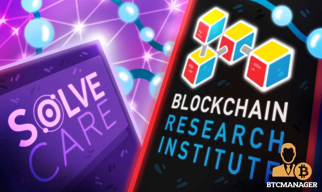 Solve.Care Joins The Blockchain Research Institute to Address Healthcare Inefficiencies