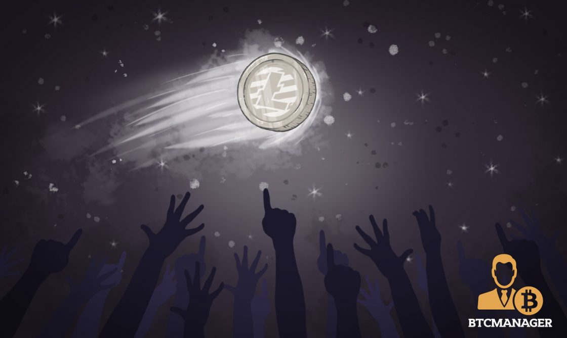 Someone Sent $99 Million in Litecoin, Costing Just $0.40 in Fees