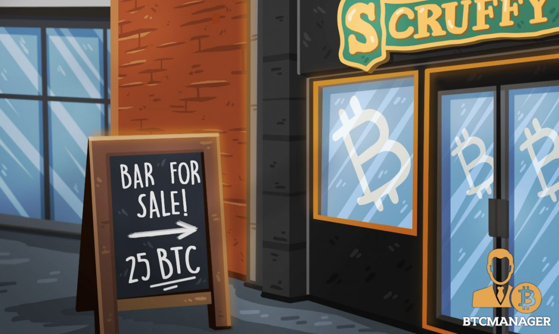 Two NYC bars could make US history by selling for Bitcoin