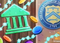 US Treasury to Allow Blockchains Stablecoins for Bank Payments 350x209 2