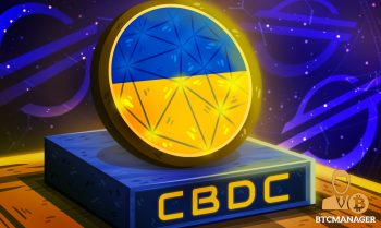 ukranian stablecoin in front of stellar