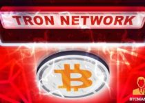 Wrapped Bitcoin Goes Live on the TRON Network 350x209 2