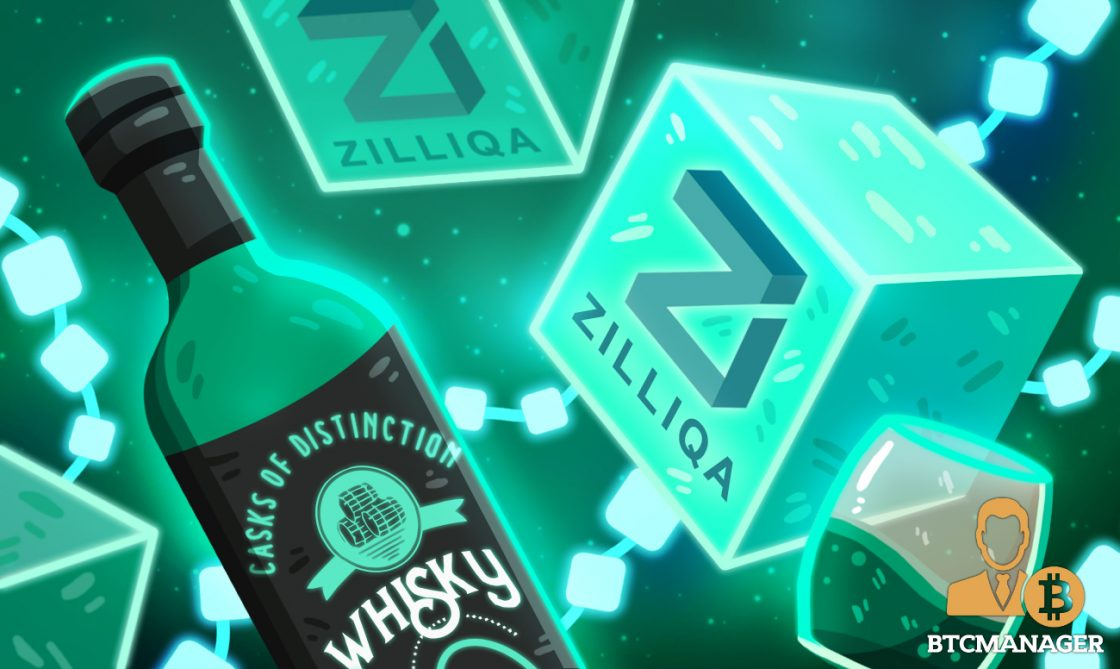 Zilliqa Tokenizes Rare Whisky Collection, Boosting Investment Possibilities