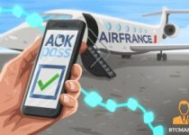 Air France Tests the ICC AOKpass COVID 19 Test Results Digitalisation Solution 350x209 2