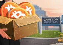 Anonymous Donor Gifts Cape Code Hospital 800k in Bitcoin BTC 350x209 2