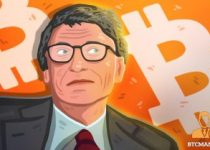 Bill Gates Switches from Bitcoin Bear to Take a Neutral Stance 350x209 2