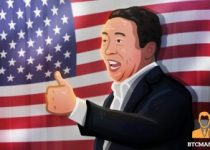 Crypto Advocate Andrew Yang May Become Mayor of New York 350x209 2
