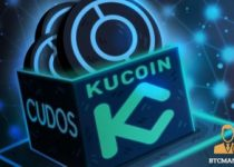 Cudos will be announcing Kucoin Exchange Listing Staking Program 350x209 2