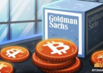 Goldman Sachs Exec Says More Institutional Investment Would Calm Bitcoin 350x209 2