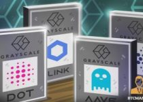 Grayscale Exploring New Investment Products Based on DOT LINK ADA AAVE Others 350x209 2