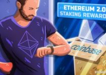 Join the waitlist for Ethereum 2.0 staking rewards on Coinbase 350x209 2