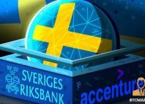 Swedens Central bank Partners Up With Accenture to Launch E Krona 350x209 2