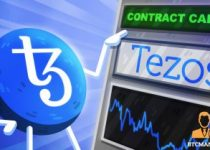 Tezos XTZ records highest number of contract calls in January with several dApps set to launch 350x209 2