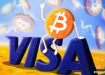 Visa Reveals Bitcoin And Crypto Banking Roadmap Amid Race To Reach Network Of 70 Million 350x209 2