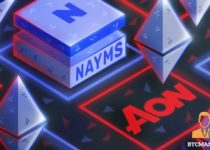 AON to pilot blockchain insurance with Ethereum startup Nayms 350x209 2