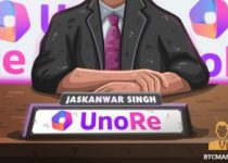 Award winning entrepreneur Jas Singhs foray into crypto reinsurance with UnoRe 350x209 2