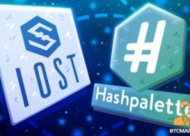 IOST Partners Japan based HashPalette to Optimize NFTs for Global Users 350x209 2