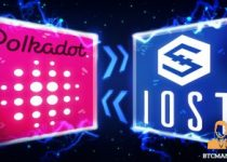 IOST Partners With Polkadot For Cross Chain Interoperability Breakthrough 350x209 2